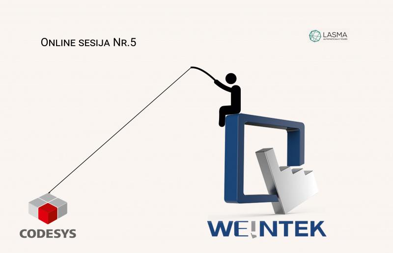 WEINTEK Online sesija 5.0, 30. septembrī plkst. 13:30-1