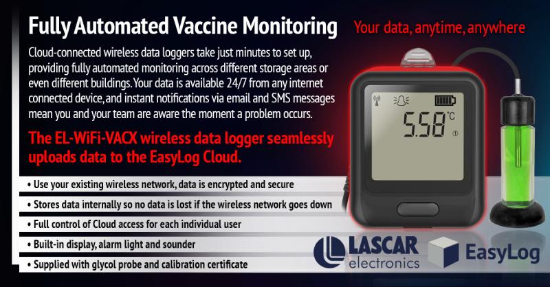 Temperatūras monitorings -80 °C-4