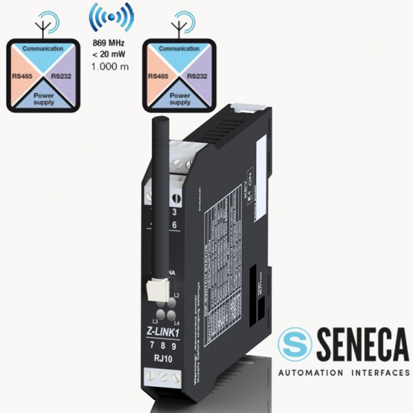 Z-LINK1-LO LoRa bezvadu komunikācijas interfeiss modulis-0