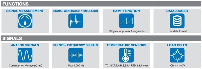 Visas mērīšanas un kalibrēšanas darbības vienā instrumentā - unikāls produkts no SENECA-9