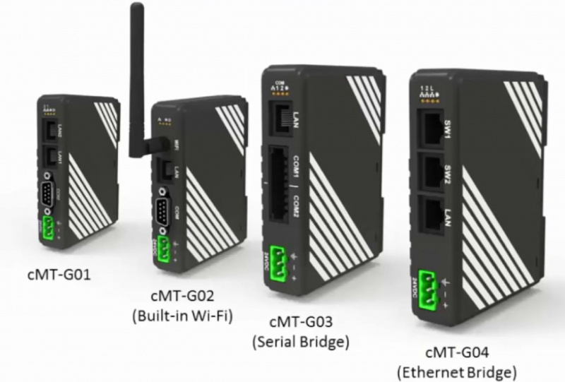 Integrē savu ražotni Globālajā tīmeklī Weintek G-sērijas IIoT ''Gateway'' klāstu-2