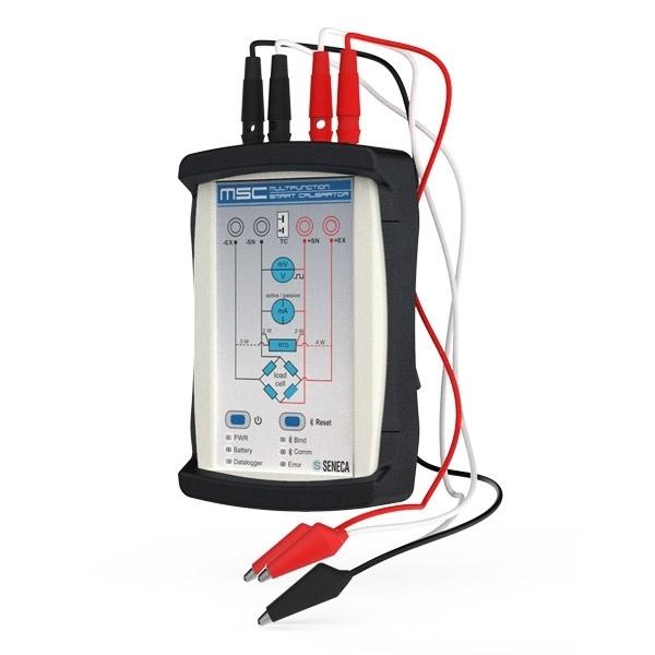Visas mērīšanas un kalibrēšanas darbības vienā instrumentā - unikāls produkts no SENECA-2