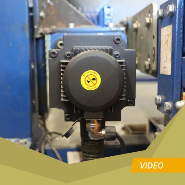 TENAPORS siltumizolācijas materiālu ražošana ar ESTUN servo piedziņu-0