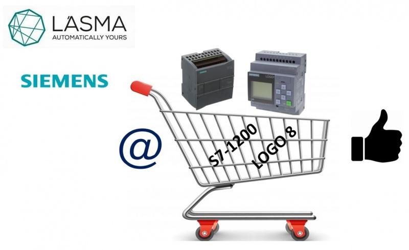 Siemens PLC klāsta papildinājums mūsu E-veikalā-0