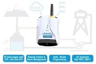 Jaunais SENECA GSM kontrolleris MyALARM SeAL-0