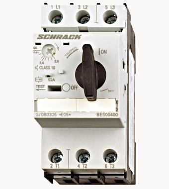 Kontaktoru un motoru aizsardzības automātslēdžu izpārdošana no SCHRACK Technik-0