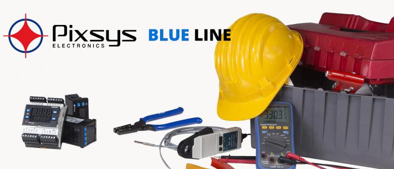 PIXSYS Blue Line ir profesionālu tehniķu izvēle-0