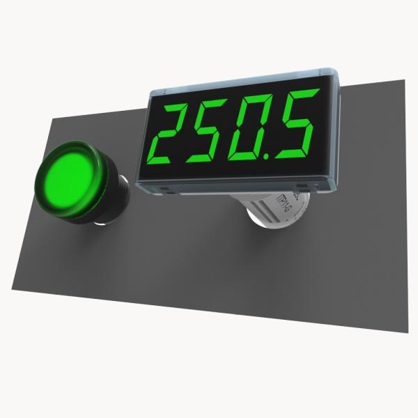 ITP11 process indicator 4-20 MA (loop-powered)-3