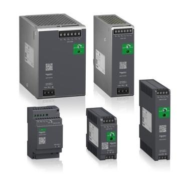 Jaunie Schneider Electric barošanas bloki-0