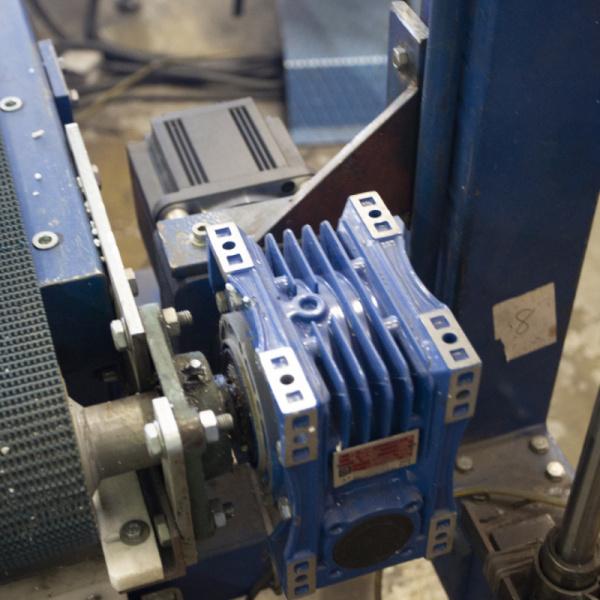 TENAPORS siltumizolācijas materiālu ražošana ar ESTUN servo piedziņu-2