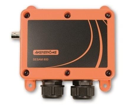 Промышленные решения дистанционного управления для дверей, ворот, шлагбаумов, прожекторов и других устройств от Åkerström.-1