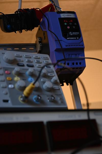 Invertek Drives frequency drive at Riga Tehnical univerisity-2