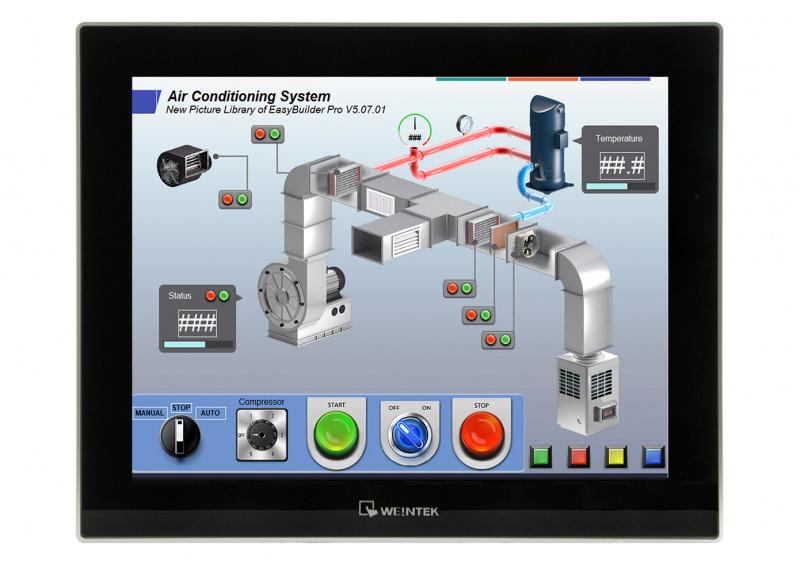 Online sesija: Pirmie soļi Weintek HMI vizualizācijas izstrādē un funkcionalitātē-0