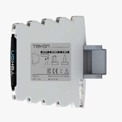 Tekon TDU301-I Universālais temperatūras signālu pārveidotājs-0