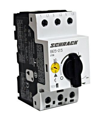Schrack Technik jaunā kontaktoru un motoru aizsardzības sērija-0
