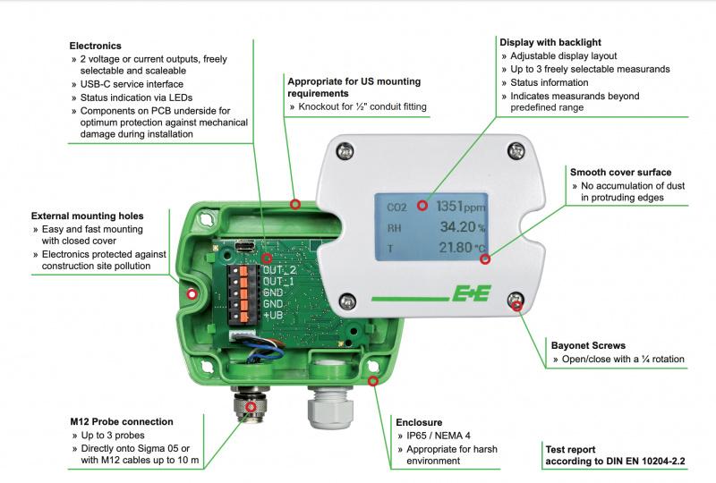 E+E Sigma 05 Modular sensor platform-4