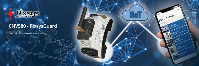 Pixsys Guard un CNV580 IIot-plug&play-2
