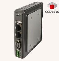 Weintek cMT-FHDX serveris, datu koncentrators; QuadCore A17@1.6GHz,, MediaPlayer, HDMI FullHD (1080p), 2xEthernet, 4GB Flash/1GB RAM Codesys