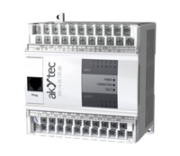PR114-224.8D.4A.4R.IIII-RTC Programmable Relay, 24VDC and 230VAC, 8DI + 4AI + 4DO + 4AO (4-20 mA), Real Time Clock