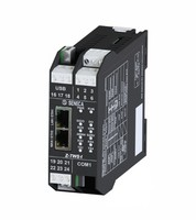 Z-TWS4-S-IO IEC 61131 multifunction controller, built-in I/O, workbench Straton, OEM version