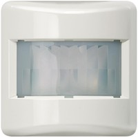 UP 255/11Motion detector, DELTA profil, titanium white, assembly height 1.10 m