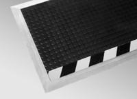 SM 8/BK  1000 x 1000 mm safety mat ( stock)