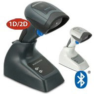 QBT2430-BK-BTK1 QuickScan QBT2430, Bluetooth, Kit, USB, 2D Imager, Black (Kit inc. Imager, Base Station and USB Cable.)