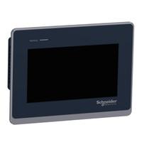 "WEB HMI Operatoru web interfeiss 7""W basic touch panel display, 2COM, 2Ethernet, USB host&device"