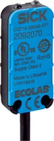 CQF16-06EPSEW1 capacitive level sensor Sn=0.5 mm ... 6 mm, PNP, NO, Cable, 4-wire, 2 m Teach-in by wire (full or empty) Items included: BEF-WMCQF16
