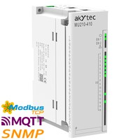 I/O Module Modbus TCP/Ethernet, 16 DO: transistors (PWM up to 60 kHz) High-side switch - 0.8A High- or low-side switch - 0.1A