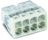 WAGO instalācijas klemme 2273-208 0.5-2.5 mm2, monolītiem vadiem, 450V/24A, savienojumu skaits: 8