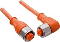 Kabeļi ar 2 konektoriem