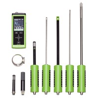 Multifunctional measuring devices